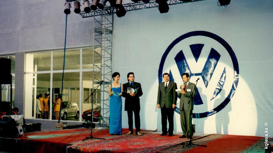 Автоцентр Volkswagen в Алматы переехал с «ВАЗа» на новое место