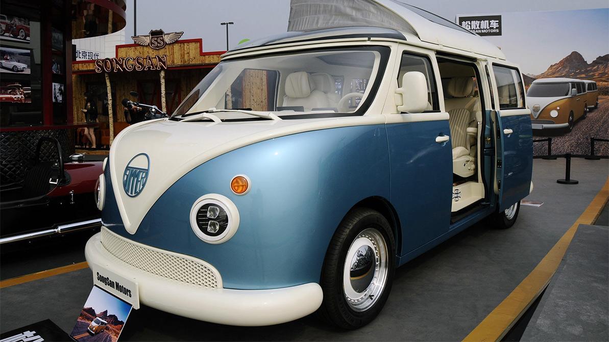 Китайский ретро-VW