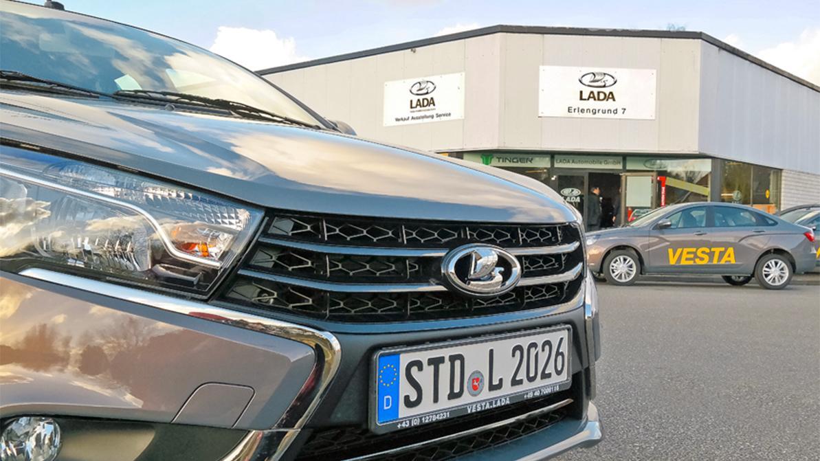 АВТОВАЗ готовится вернуть Lada Vesta на рынок Европы