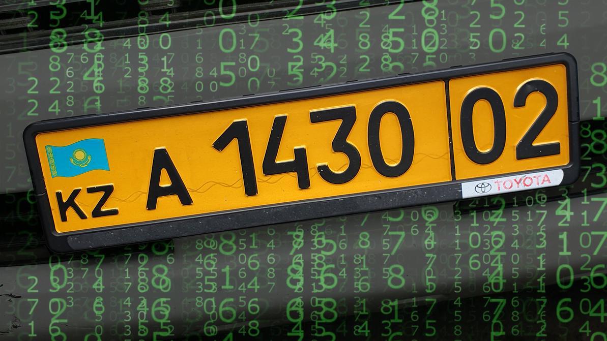 На машины из Армении второй месяц не выдают жёлтые номера