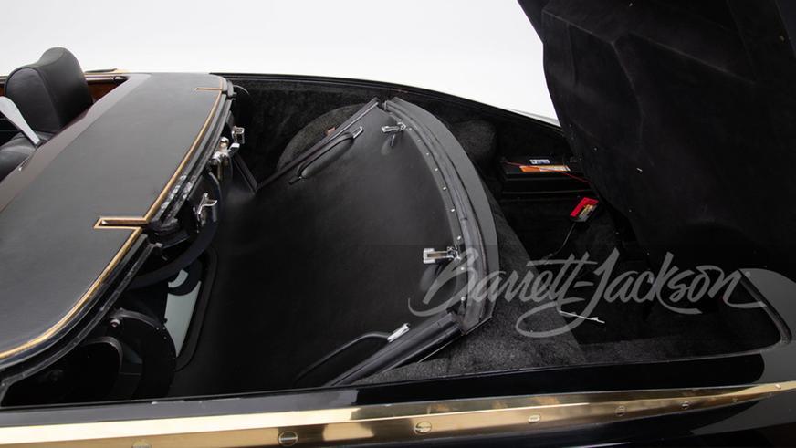 Уникальный Mercedes-Benz SL пустят с молотка