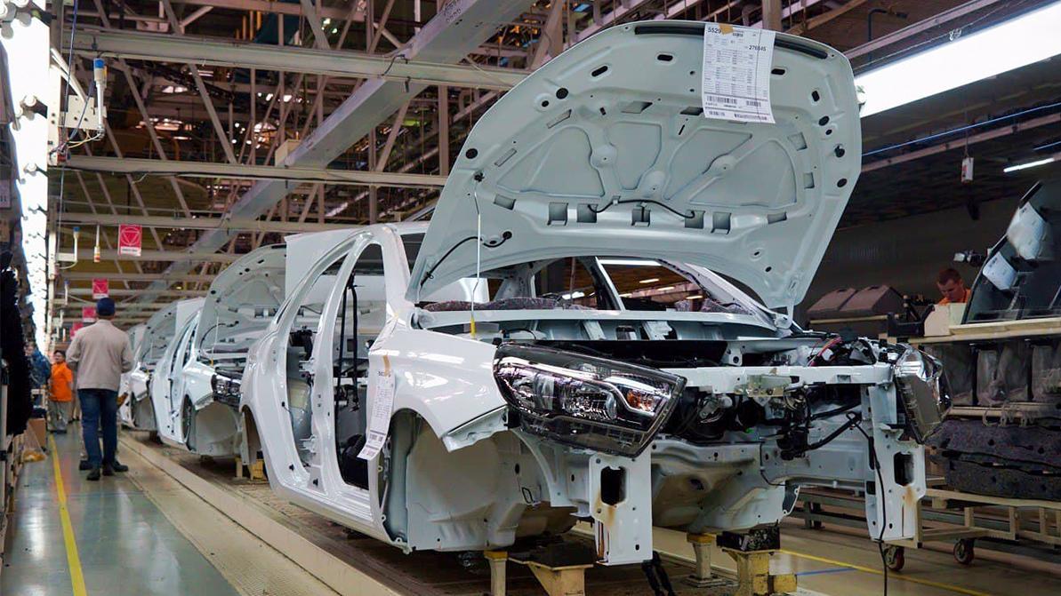 Что изменится в обновлённой Lada Vesta