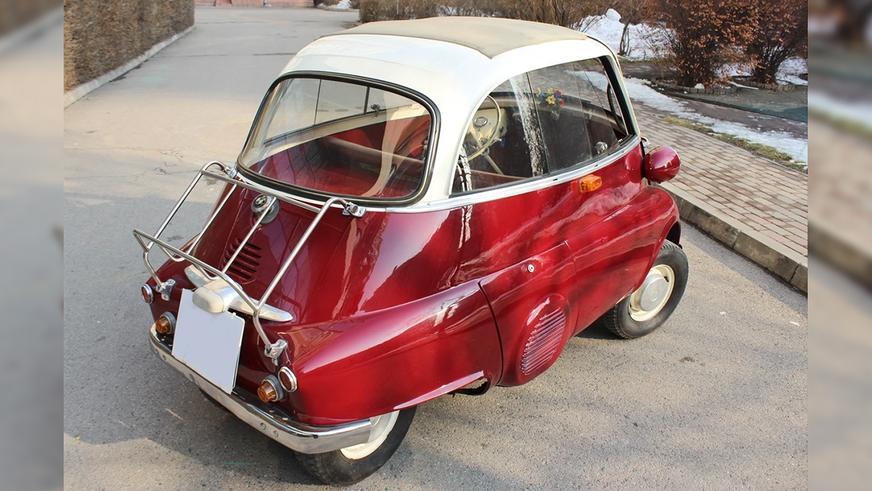Isetta выставлена на продажу на Kolesa.kz