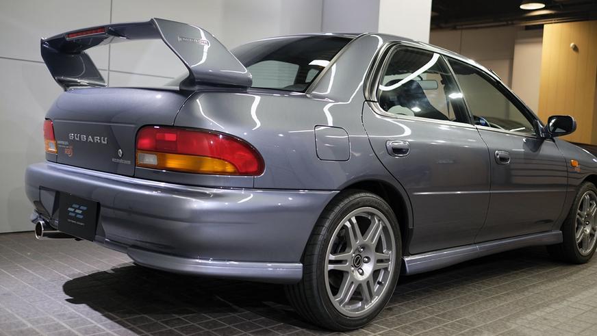 subaru-rb-5-1Subaru Impreza 1999 года выпуска оценили в 94 тысячи долларов