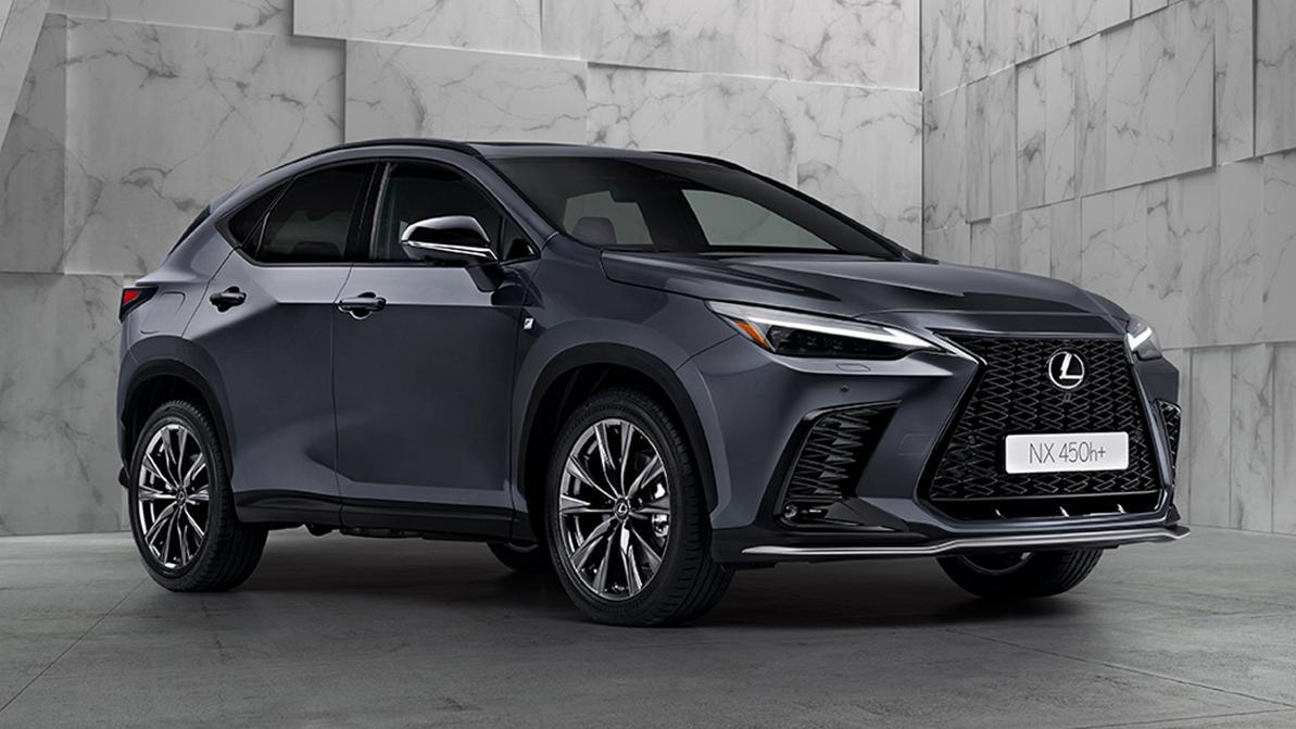 Представлен Lexus NX второго поколения