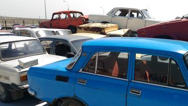 Более шести тысяч старых авто сдали за два месяца казахстанцы на утилизацию