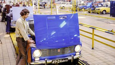 Автомобилей на душу населения стало больше, но…
