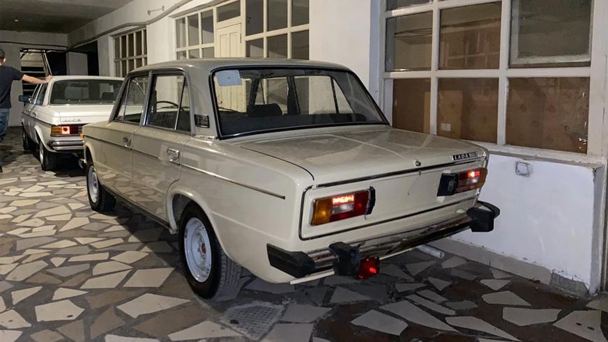 Найдено на Kolesa.kz: ВАЗ-2106 почти без пробега за 23 млн тенге