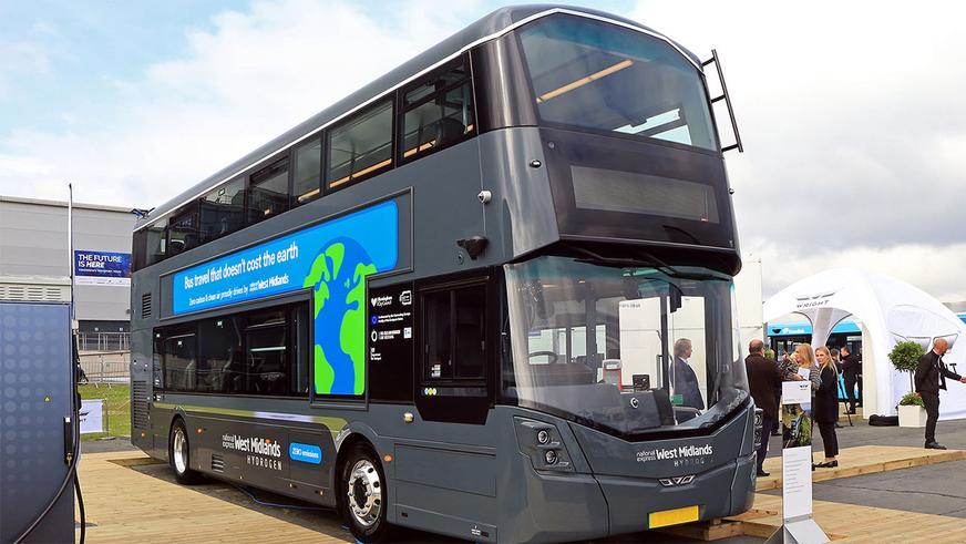 Сколько стоит водородный электробус с логотипом «ГАЗ»?