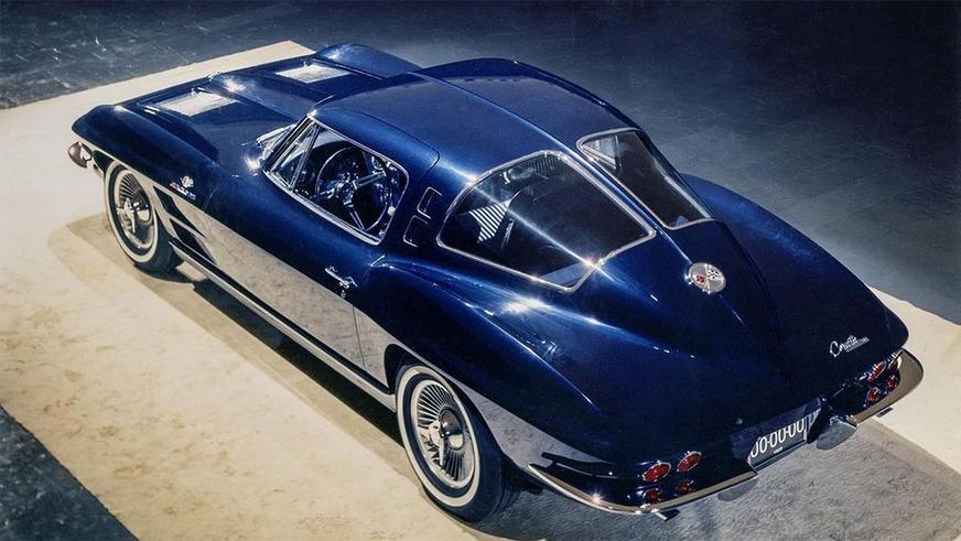 Chevrolet Corvette: каким он не стал