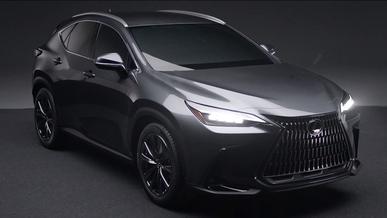 Рассекречен новый Lexus NX