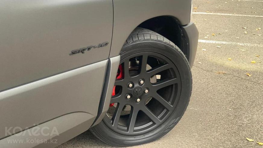 Dodge Ram с мотором от Viper продают на Kolesa.kz