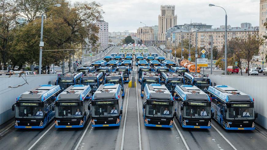 Московский троллейбус ликвидирован