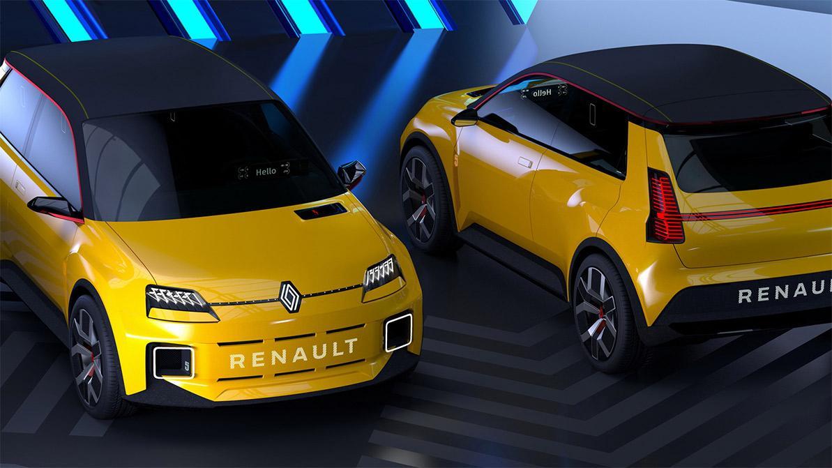 Renault 5 возродился без ДВС