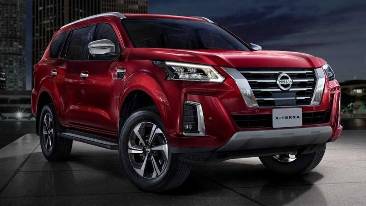 Nissan возродил X-Terra