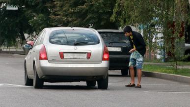 Бороться с таксистами-нелегалами начнёт транспортная инспекция