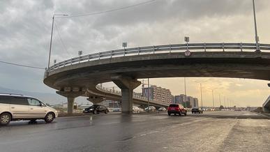 Разворотную «подкову» открыли на Райымбека в Алматы