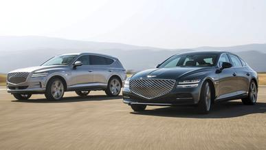 Определены финалисты на звание лучшего автомобиля 2021 года в США