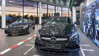 Daimler избавляется от собственных автосалонов
