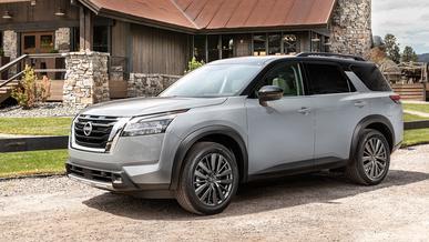 Новый Nissan Pathfinder уже отзывают