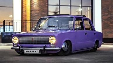 Интересные авто в продаже на Kolesa.kz: от Cadillac Fleetwood до заниженного ВАЗ-2101