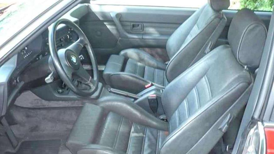 BMW 635 CSi почти без пробега продают за 125 тысяч евро