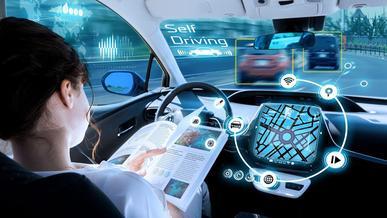 Беспилотные автомобили законодательно пропишут в Казахстане