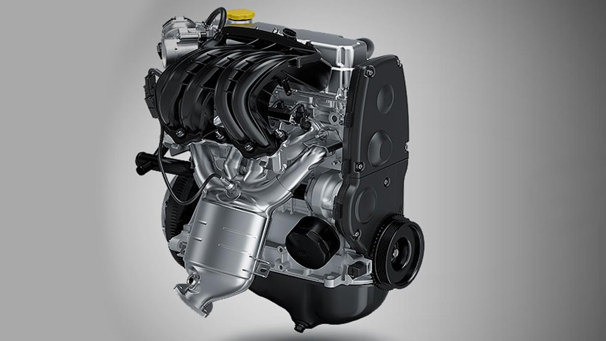 Lada Granta получит усовершенствованный мотор