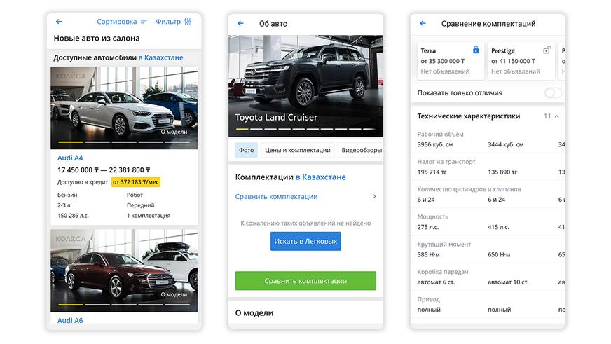 Land Cruiser 300 в Казахстане. Цены и комплектации