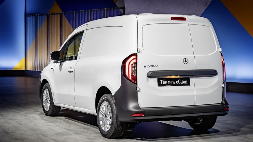 Новый «каблучок» Mercedes-Benz Citan встал на конвейер