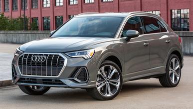 Audi Q3 отзывают из-за бракованной педали тормоза