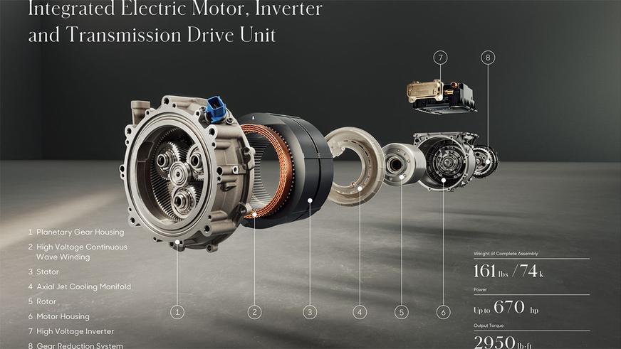 Lucid Air утрёт нос Tesla Model S и Porsche Taycan