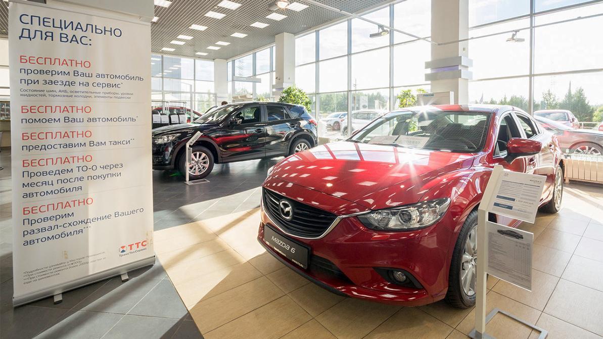 Покупка нового автомобиля в России: ЗА и ПРОТИВ