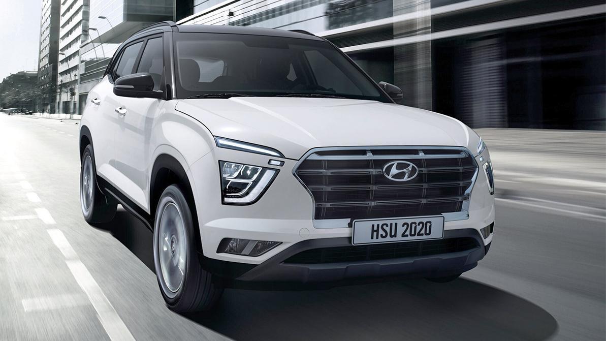 Второе поколение Hyundai Creta покажут в июне