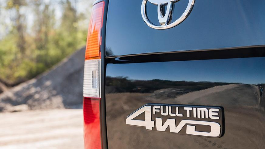 В США продают Toyota Land Cruiser 80 по цене «трёхсотки»