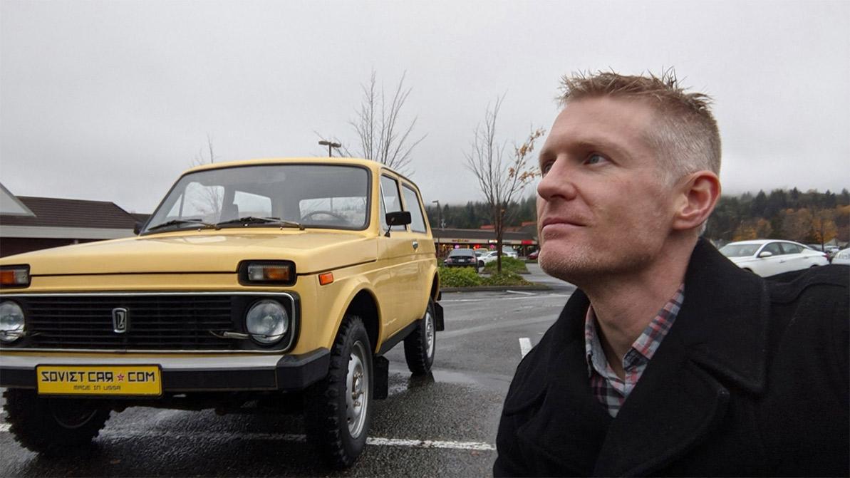 Американец купил «Ниву» 1982 года, чтобы выкинуть оттуда ДВС
