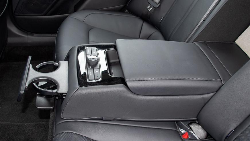 У китайцев будет самая просторная Kia K5