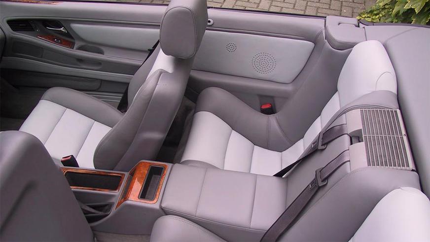 Кабриолет BMW 850i? Были и такие…