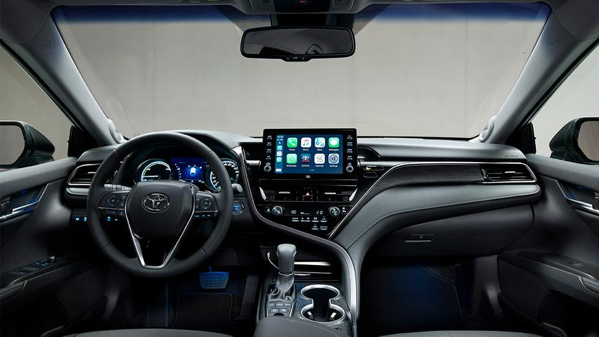 toyota-2Обновлённая Toyota Camry для Казахстана: новые моторы и вариатор