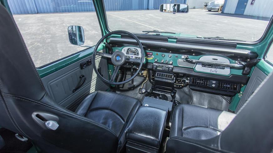 Toyota Land Cruiser Тома Хэнкса появился в продаже