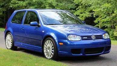VW Golf IV продали за 62 тысячи долларов