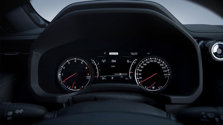Toyota Land Cruiser 300. Первые впечатления