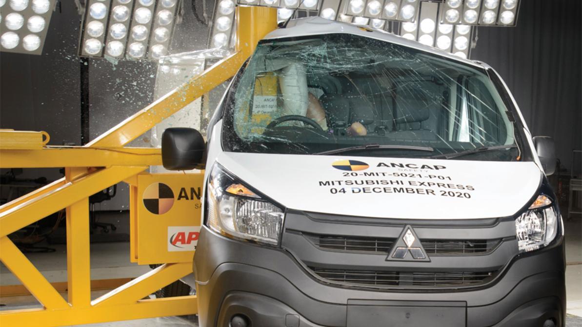 Австралийская ANCAP выставила первый ноль в истории своих краш-тестов