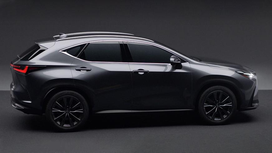 Lexus готовится к премьере нового NX