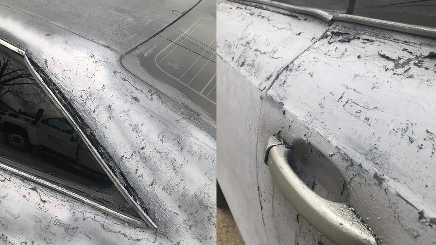 Как убить Audi A5 своими руками