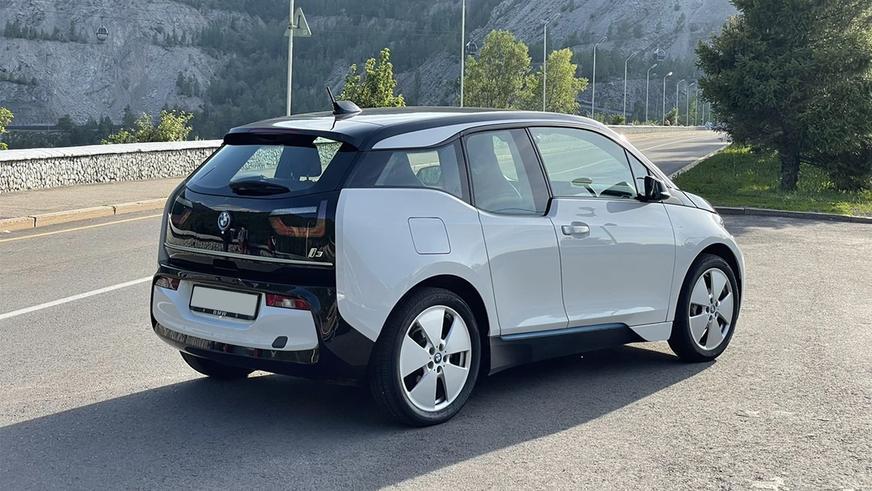 Электромобили на Kolesa.kz. Что есть в продаже