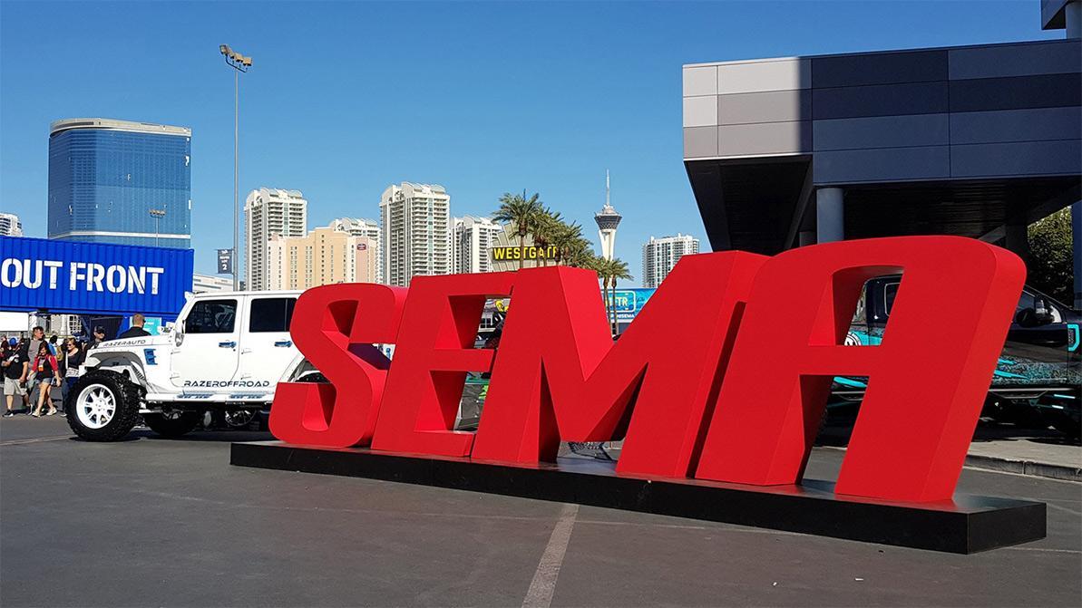 SEMA-2020 не будет из-за коронавируса