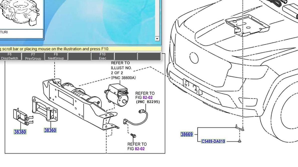 Toyota Land Cruiser 300 будет 420-сильным