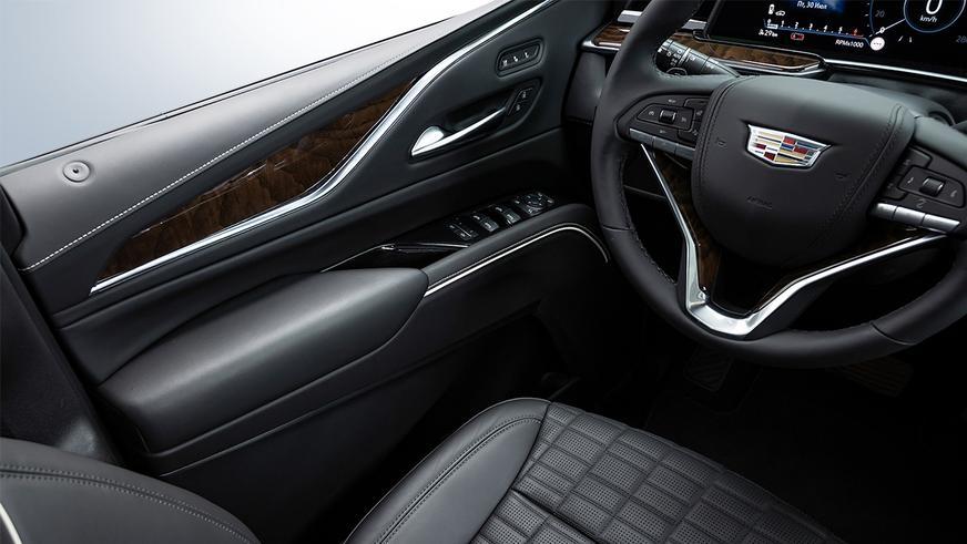 До Казахстана добрался новый Cadillac Escalade