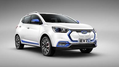 JAC iEV7S из Костаная скоро начнут продавать в России